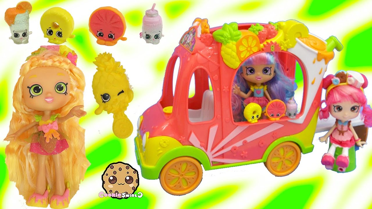 new shoppies pineapple lily u0026 exclusive season 5 shopkins in