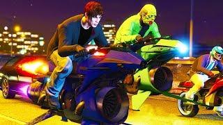 Welches GTA Online Motorrad ist schneller?