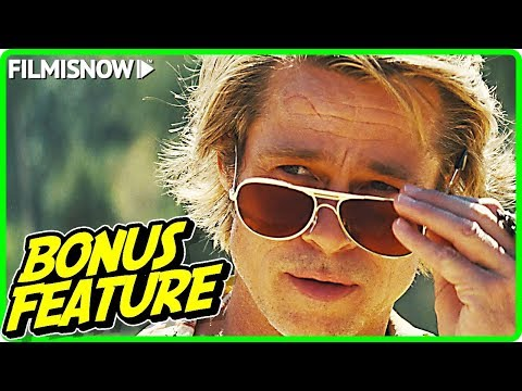 ONCE UPON A TIME IN HOLLYWOOD | Cliff Booth Featurette