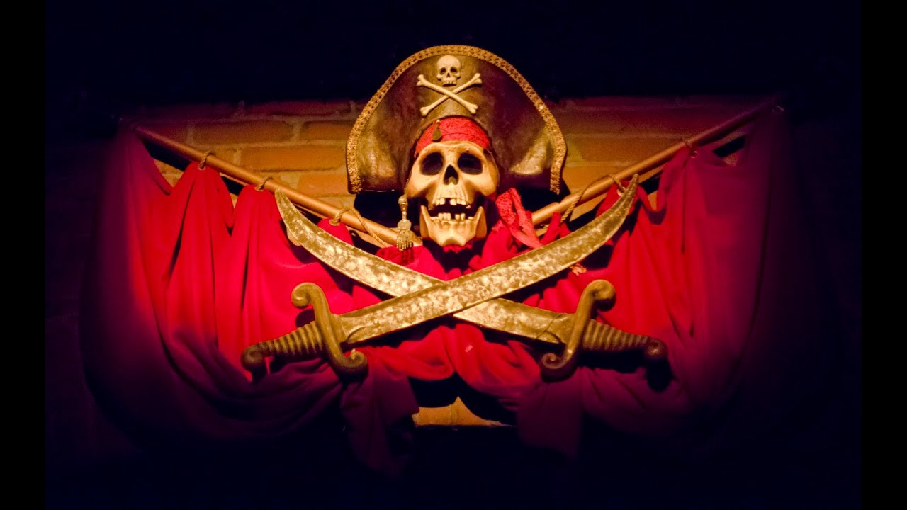 Diy Pirates Of The Caribbean Ride Replica Decorations