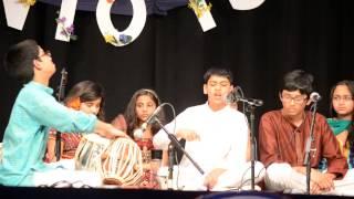 Download Hindi Video Songs - Rushil sings Surat Piya na Chin Bisaraye