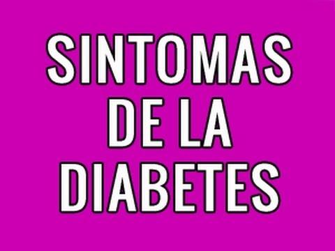 Sintomas de diabetes tipo 2   Dieta Para Diabeticos