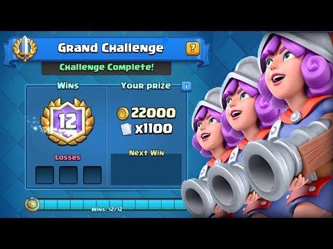 12-0 Grand Challenge! Three Musketeers Rascals Deck