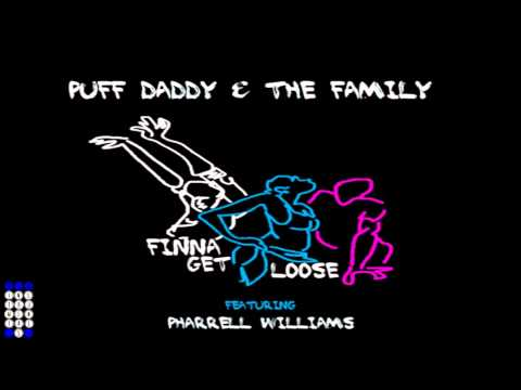 Puff Daddy & The Family Featuring Pharrell Williams - Finna Get Loose [Instrumental]