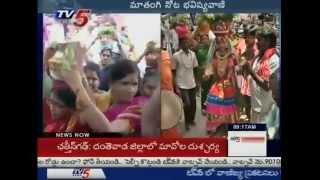 Lashkar Bonalu | Grand Arrangements For Rangam Bhavishyavani : TV5 News