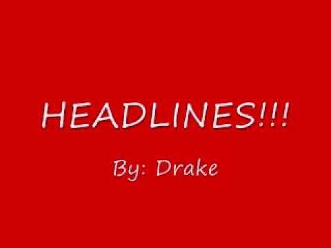 Headlines Lyrics