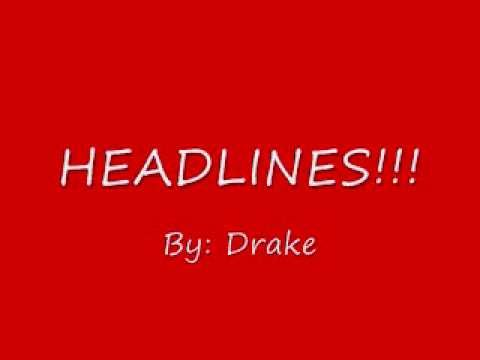 Headlines Lyrics