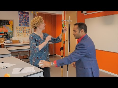 A-level Physics Core Practical: Finding A Value For G Using A Free Fall Method