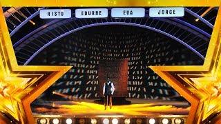 César Brandon gana con un emotivo poema sobre su madre | Gran Final | Got Talent España 2018