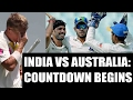 India vs Australia: Visitors commemorate the Test tour, practice match underway | Oneindia News