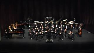 UNC Wind Ensemble - Smetana Fanfare | Karel Husa