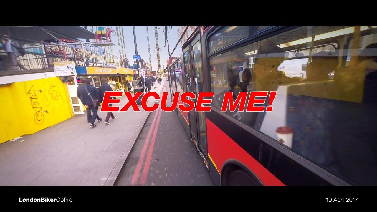Buses Behaving Badly #PN02XBW