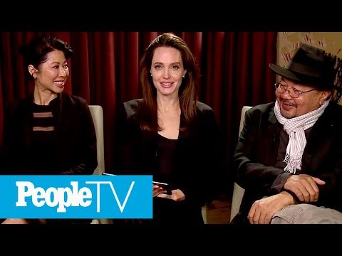 Angelina Jolie Answers Kids' Adorable Questions: 'Maleficent' Sequal, Bullies & More | PeopleTV