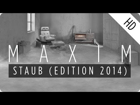 Maxim - Staub (Official Album Trailer) [Edition 2014]