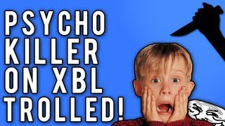 MW3 Trolling | Psycho Killer On Xbox Live Trolled!