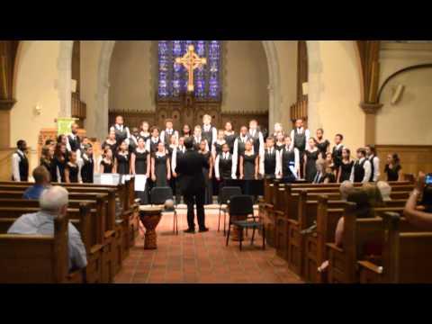 Cavalier Voices Great Lakes Tour 2015