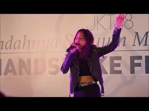 JKT48 Sisca Solo@Indahnya Senyum Manismu HS Festival 03092017