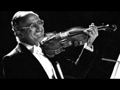 Salvatore Accardo 1959 recital - Paganini 'I Palpiti'