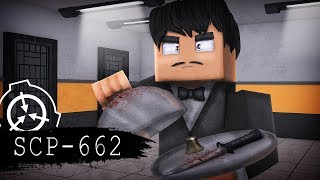 """""""BUTLER'S HAND BELL"""" SCP-662 