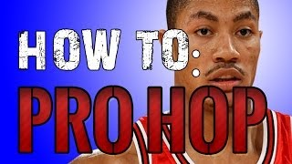 Basketball Moves To Get Past Defenders: Derrick Rose Pro Hop