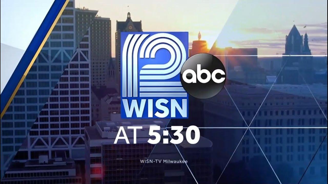 WISN 12 News at 5:30pm Open April 8, 2018