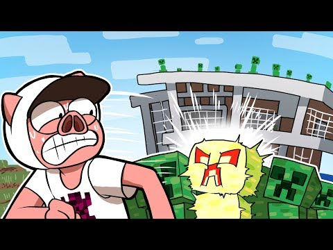 This nearly made WILDCAT LEAVE OUR SERVER in MINECRAFT! ~ Almost Deleted Clips