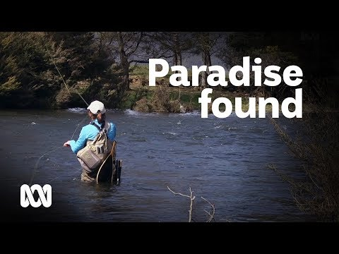 Australia To Me: Karen Brooks, Fly-fisher