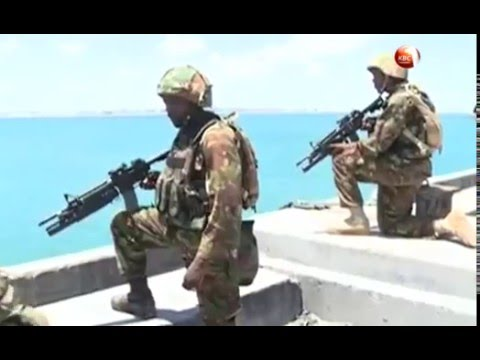 Somalia mission #KDFOurHeroes