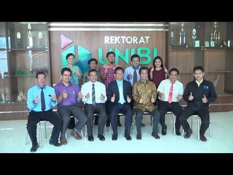 Pelantikan Mhs. Baru Univ Informatika dan Bisnis Indonesia (UNIBI) Bandung
