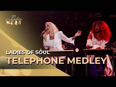 Ladies of Soul 2019   Telephone Medley