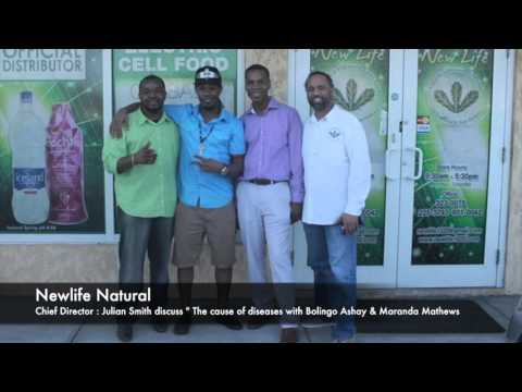 New Orleans couple visits Newlife Natural, Nassau Bahamas.