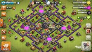 Clash Of Clans Dostluk Savaşı #2