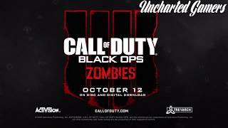 Call of Duty Black Ops 4 Zombies -- IX | Uncharted Gamers