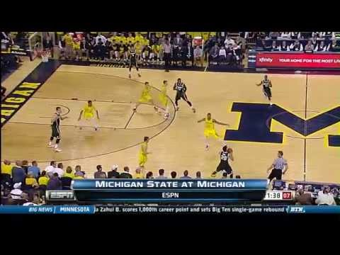 Michigan State at Michigan   Men