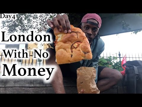 London With No Money - Day 4