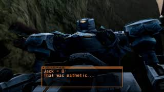 Armored Core Nexus Story