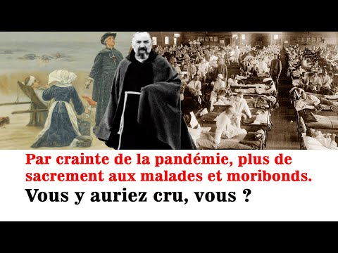 Le Padre Pio, Fatima et le coronavirus