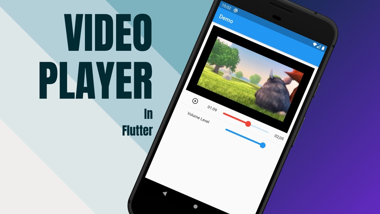 Video Player in Flutter | Can Play Multiple Videos On One Screen