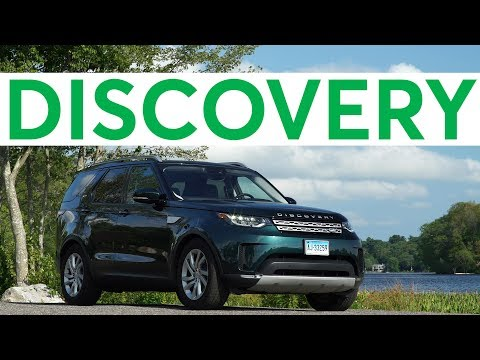 4K Review: 2017 Land Rover Discovery Quick Drive   Consumer Reports