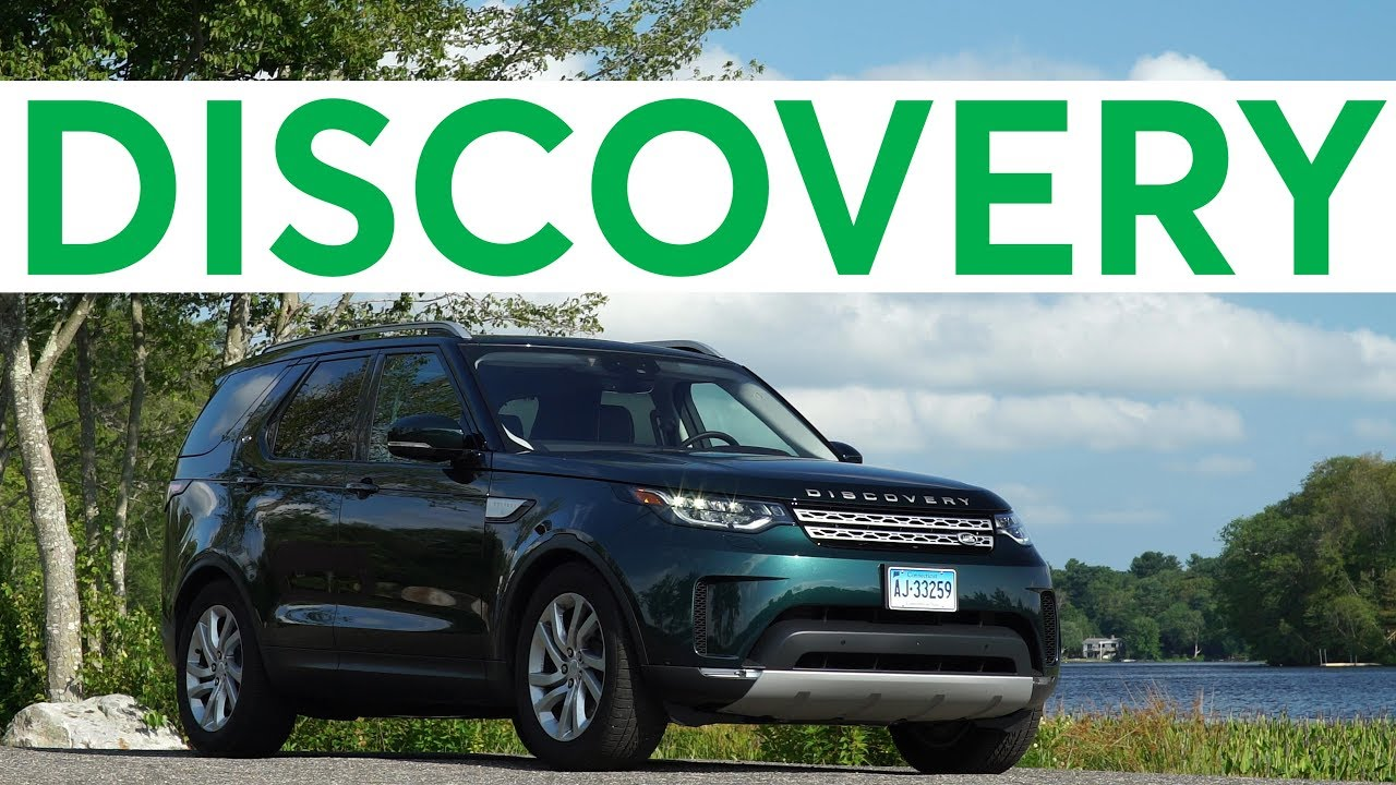 4k Review 2017 Land Rover Discovery Quick Drive Consumer Reports