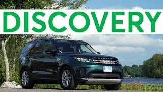 4K Review: 2017 Land Rover Discovery Quick Drive | Consumer Reports