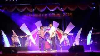 Tamil comedy amp; Local Boys By VEntertainment Dancers
