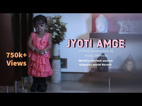 A Short Documentary on Jyoti Amge