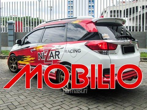 Modifikasi Honda Mobilio Jadi Mewah Dan Keren Youtube