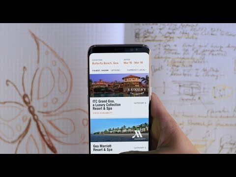 The Marriott Bonvoy App--easily Book 30 Hotel Brands For Endless Experiences.
