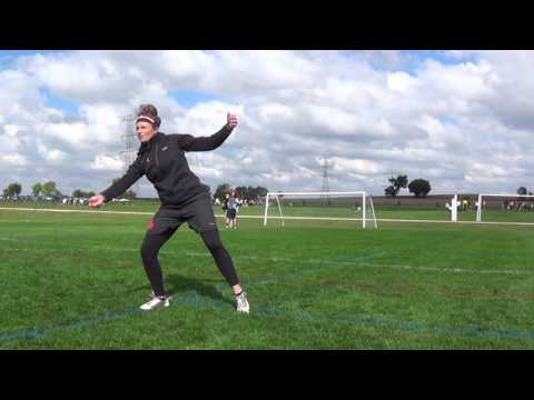 Throwing Form: Rohre Titcomb