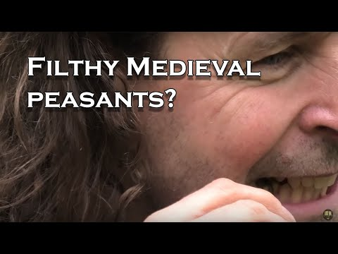 Did people have bad teeth in medieval times?