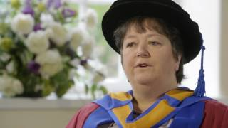Leeds Community Foundation leader, Sally-Anne Greenfield, receives honorary degree thumbnail