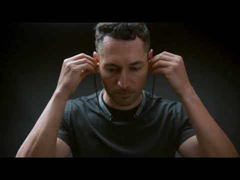 Shadow Fusion Wireless Earbuds | SOL REPUBLIC | Featuring Knit Tech Fabric