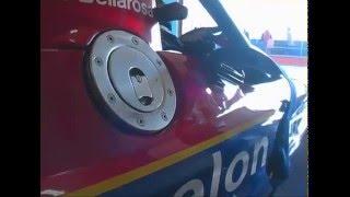 Test on board su Ligier JS 51 - 2009